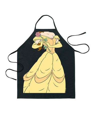 Look at this #zulilyfind! Disney's Belle Character Apron - Adult #zulilyfinds
