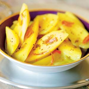 Recept - Mango op zuur - Allerhande