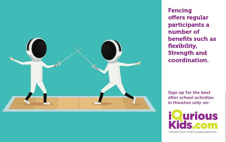 Improve your kids physical and mental health with fencing classes at  Alliance Fencing Academy.