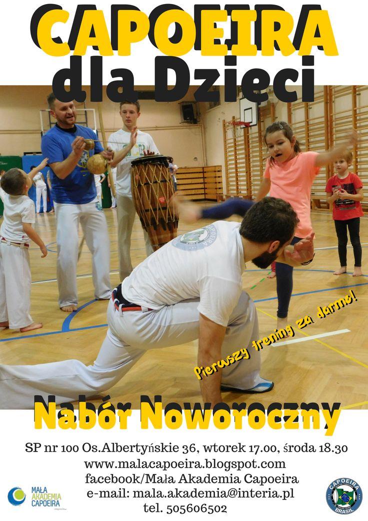 Serdecznie zapraszamy!!! :) www.malacapoeira.blogspot.com