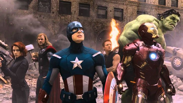 The Avengers - Hulk Smash - YouTube