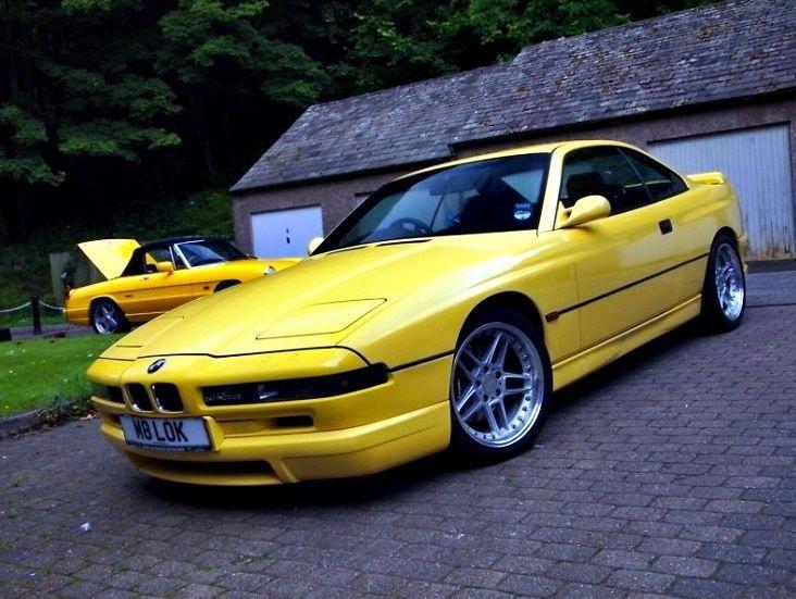 1993 Bmw 840 Csi Bmwclassiccars Bmw Classic Cars Bmw Bmw Classic