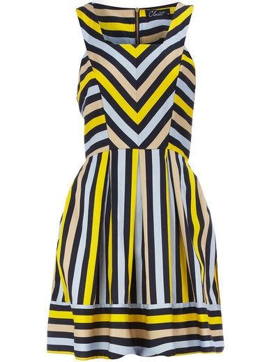 dorthy perkins: Multi Stripes, Summer Dresses, Bold Stripes, Bold Prints, Color, Bold Dresses, Dorothy Perkins, Stripes Dresses, Chevron Stripes