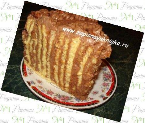 Рецепт шоколадного крема на торт