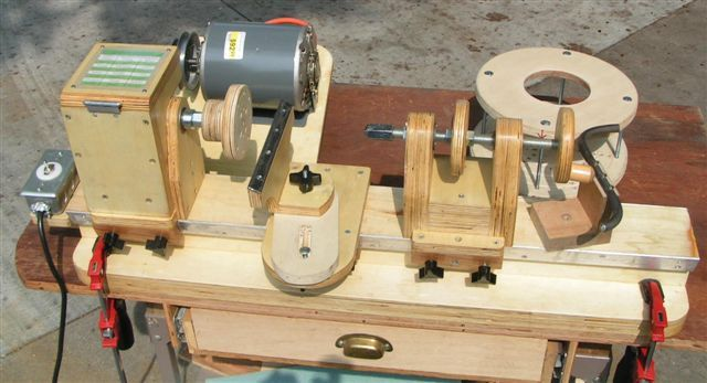 WOOD LATHE BUILD YOUR OWN - Google Search