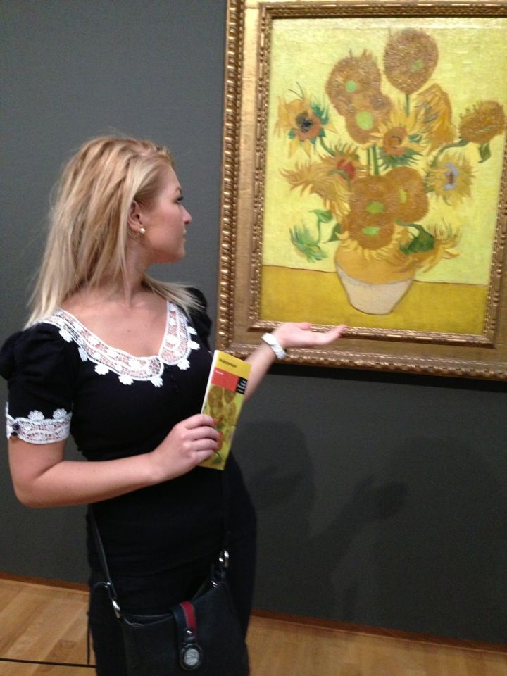 unilever amsterdam | All excursions in Van Gogh Museum (Amsterdam) on VIVAster.com. Online ...