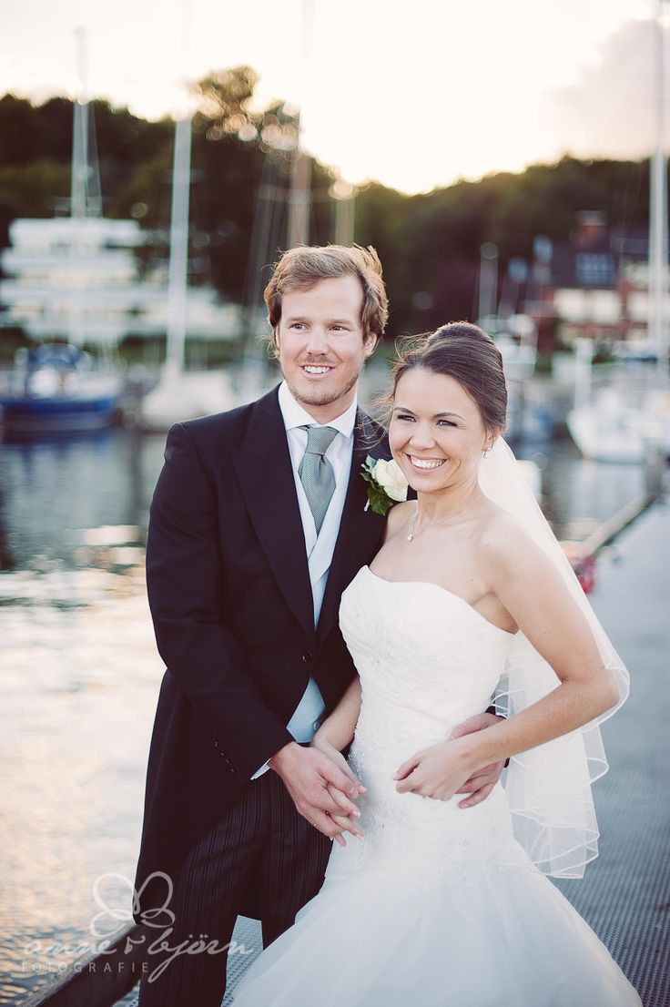 Melina and Lars – Hochzeit im Kieler Jachtclub