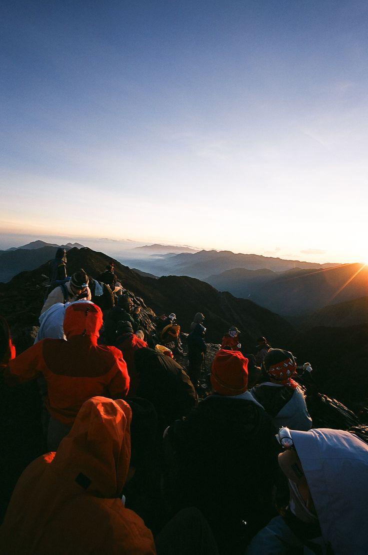 Yushan National Park 玉山國家公園  2007/5/31  登頂