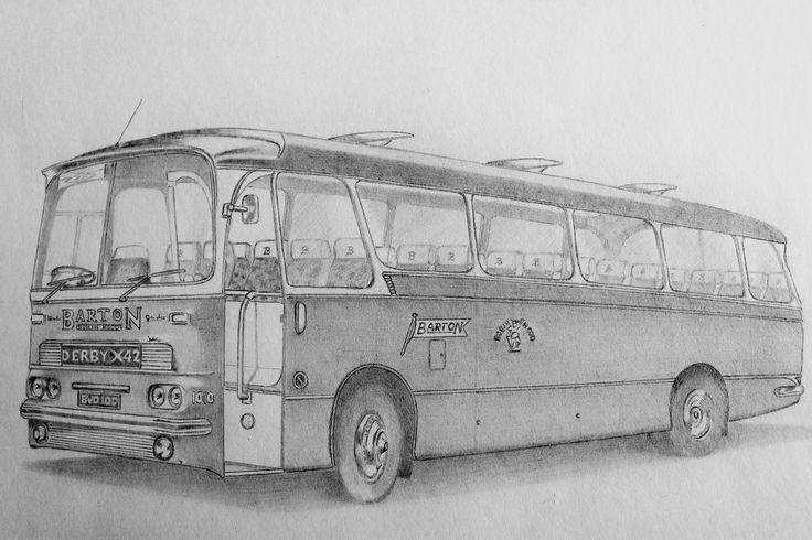 Barton Transport 1010 - 1965 Harrington 'Grenadier' bodied AEC Reliance