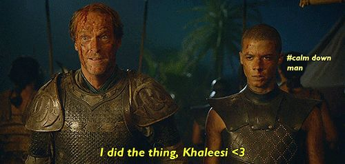 """Jorah Mormont Is The Most Friendzoned Character On """"Game Of Thrones"""".  Read this!  It is the saddest, most accurate thing ever.  His face!"""