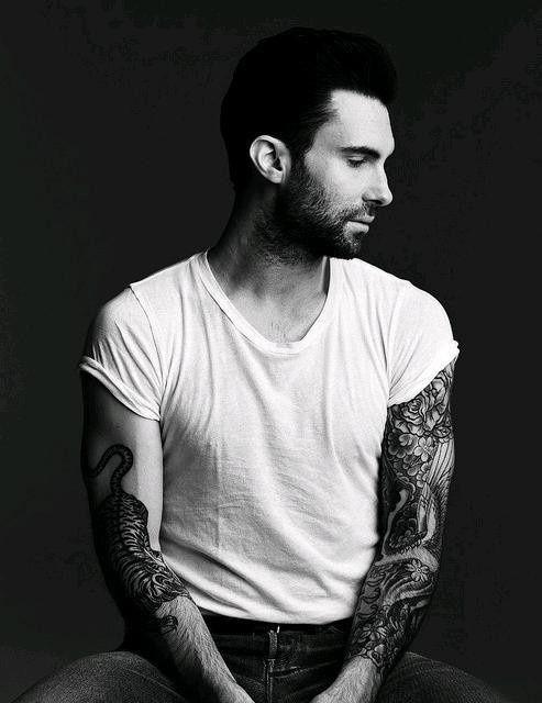 Levine Body Adam Flickr