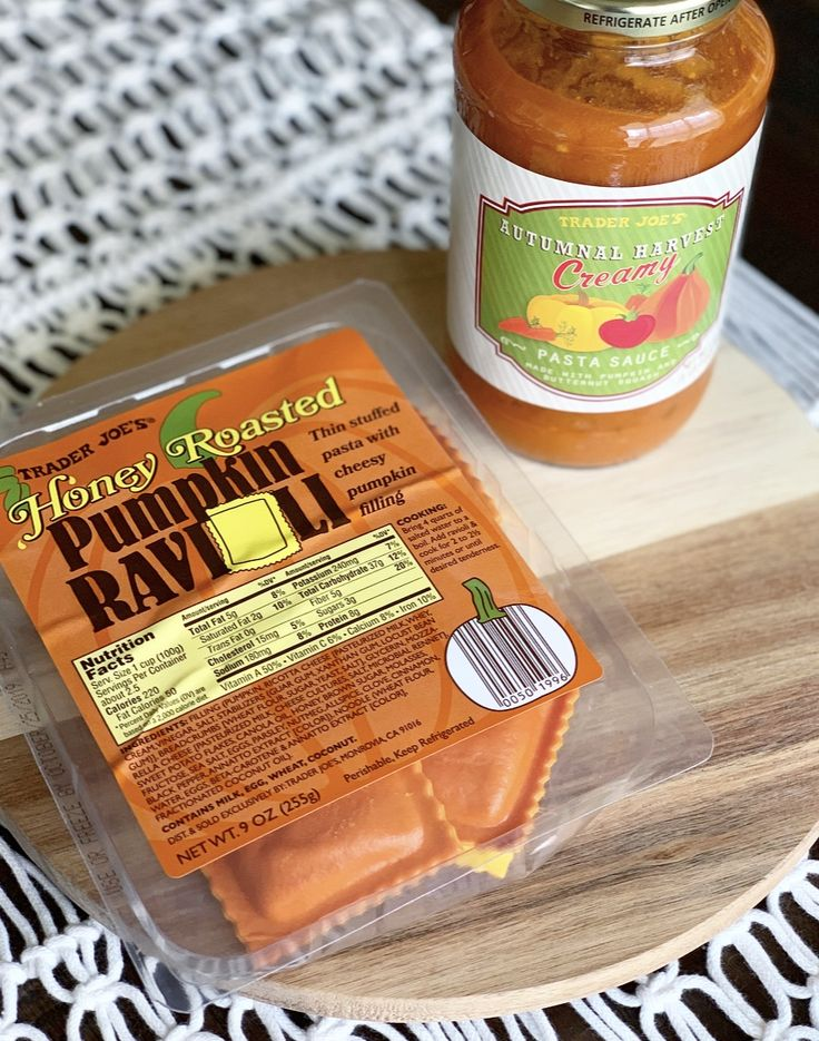 25 Fall Favorites from Trader Joe's (With images