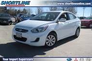 New 2017 Hyundai Accent For Sale in Denver, Colorado | H17713 | Shortline Hyundai