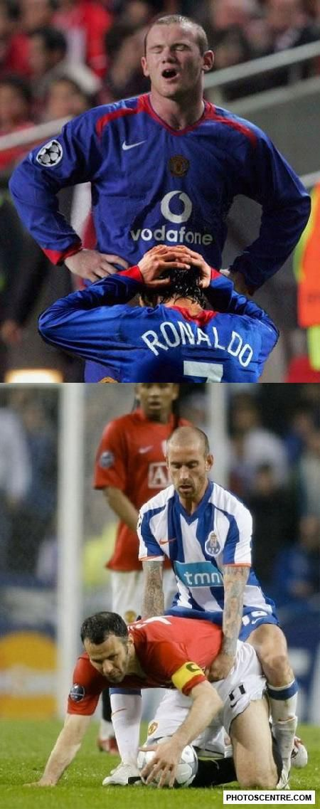 Funny soccer pictures - 10 PHOTO!