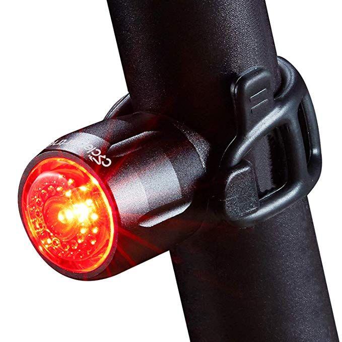 Cyclepartner Garnet 15 Universal Bike Tail Light For All