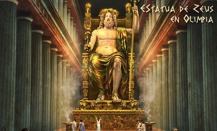 Siete maravillas  del mundo Antiguo EstatuaDeZeusEnOlimpia.jpg