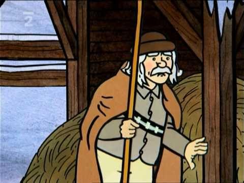 J.J.Ryba - Česká mše vánoční - Hej mistře! - 1 Kyrie - animovaný film
