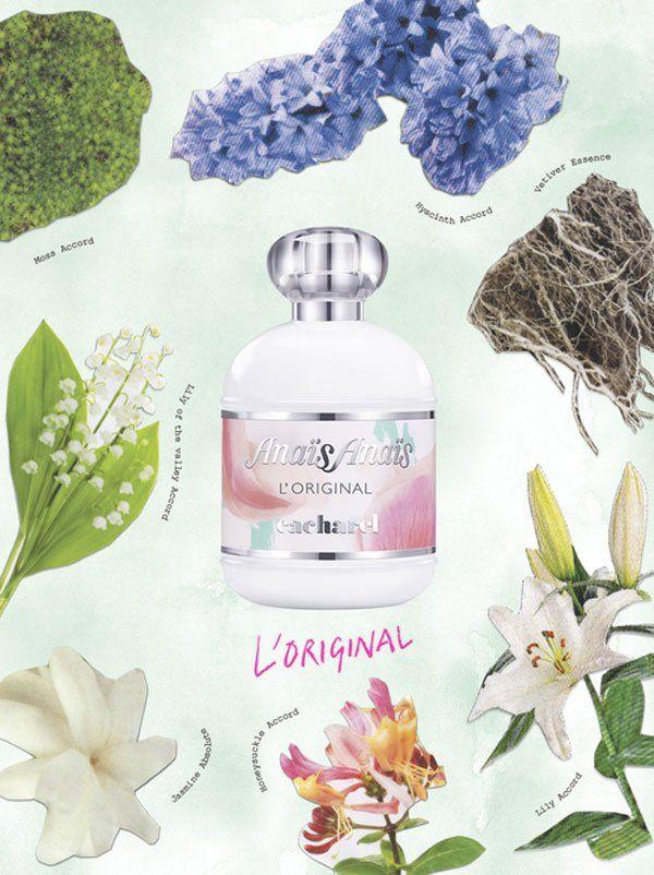 Anais Anais L'Original Eau de Toilette Cacharel аромат - новый аромат для женщин 2014