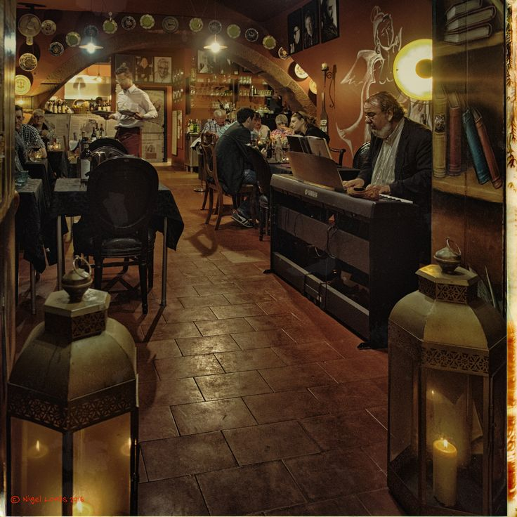 Piano Bar - Funchal Madeira