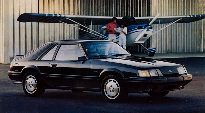 Class of 1986 – Ford Mustang SVO