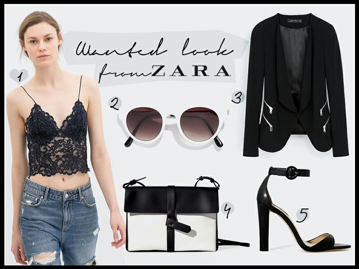 Zara's most wanted look