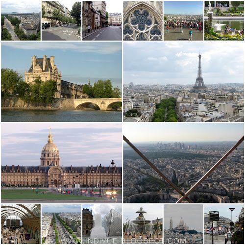 Pariisin parhaimmat nähtävyydet