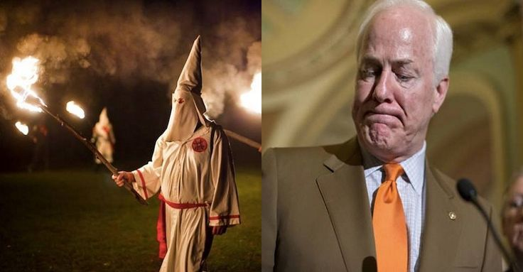 Prominent US Senators and Mayors Outed as Members of the KKK by Anonymous