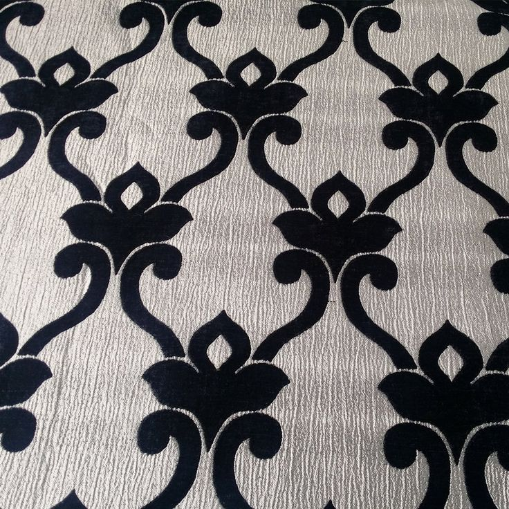 Cheap Decorative Fabric, Buy Quality Chenille Sofa Directly From China Fabric  Fabric Suppliers: 3 Colors Traditional Style Jacquard Woven Black Chenille  ...