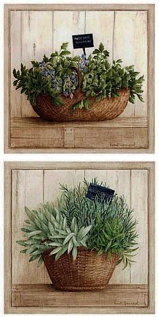 Картинки на кухонную тему / Картинки для декупажа / PassionForum - мастер-классы по рукоделию