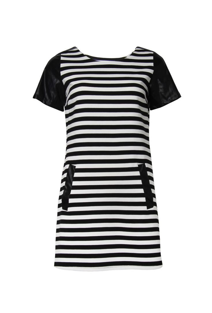 Stripe Tunic @ Max
