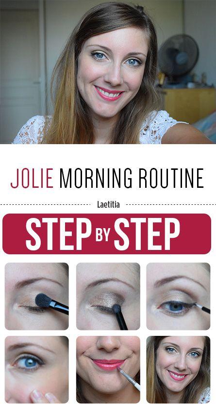 """La jolie Laetitia de la chaîne Pink Laety nous dévoile sa Morning Routine e.l.f. : Palette d'ombres à paupières Prisme """"Nude"""" (#83322) - Pinceau Blending Brush Studio (#84020) - Pinceau ombre à paupières Studio (#84006) - Eyeliner Liquide Haute Précision (#81206) - Mascara Extension (#81436) -  Blush Haute Définition """"Headliner"""" (#83231) - Booster d'éclat """"Pétale de Lilas"""" (#1205) - Rouge à lèvres """"Sociable"""" (#7711) - Pinceau définition pour les lèvres (#1806) http://www.eyeslipsface.fr/"""