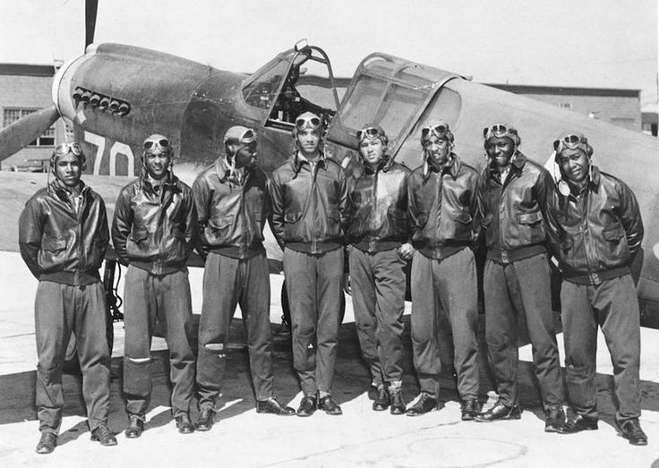 5 Lessons About Life And Business From All-Black Military Units In World War II Chad Storlie -