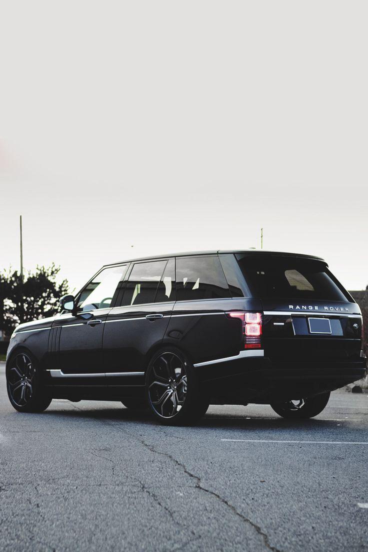 envyavenue:  Range Rover Vogue | Photographer
