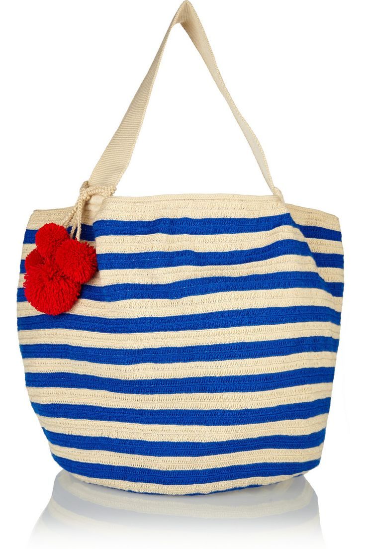 Sophie Anderson Jonas crocheted cotton tote €571.87