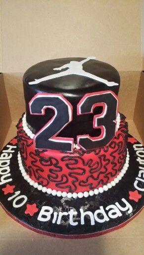 Best 25 Michael jordan cake ideas on Pinterest Michael jordan