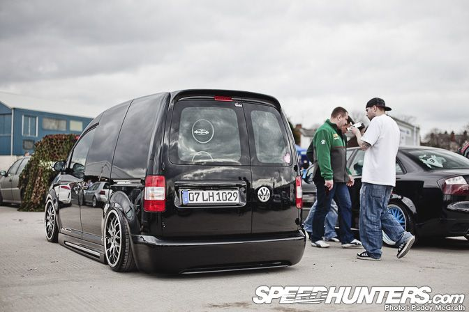 Image result for vw caddy lowering