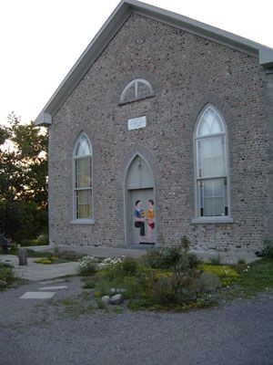 The Building - Stonechurch Museum of Art
