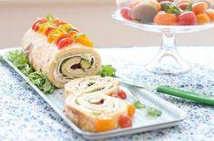 Muchas recetas de relleno para pionono salado!