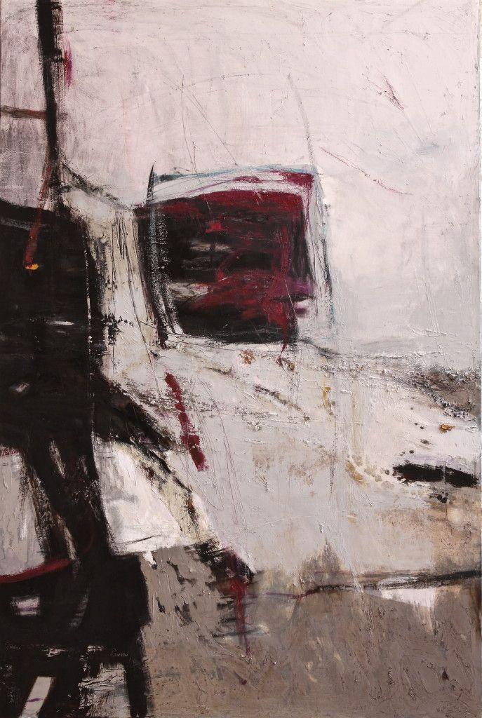Finestra - 2014 - olio su tela - cm 120 x 80