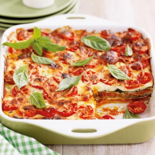 Roast pumpkin and ricotta lasagne | Australian Healthy Food Guide