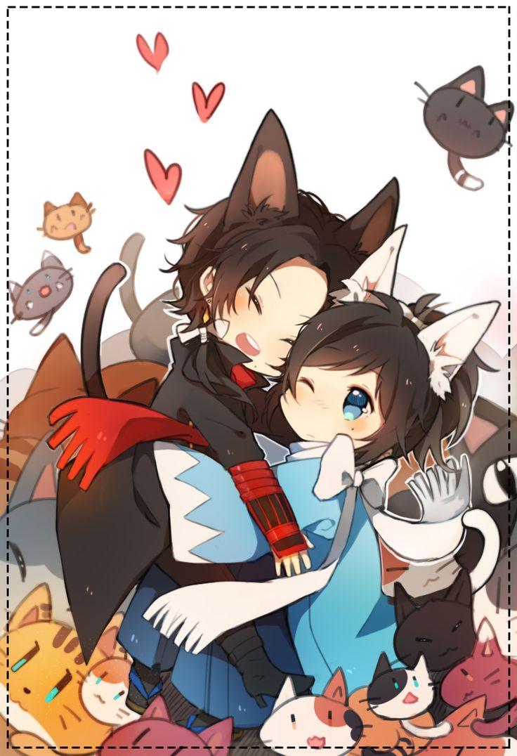Kawaii kashuu and yasu