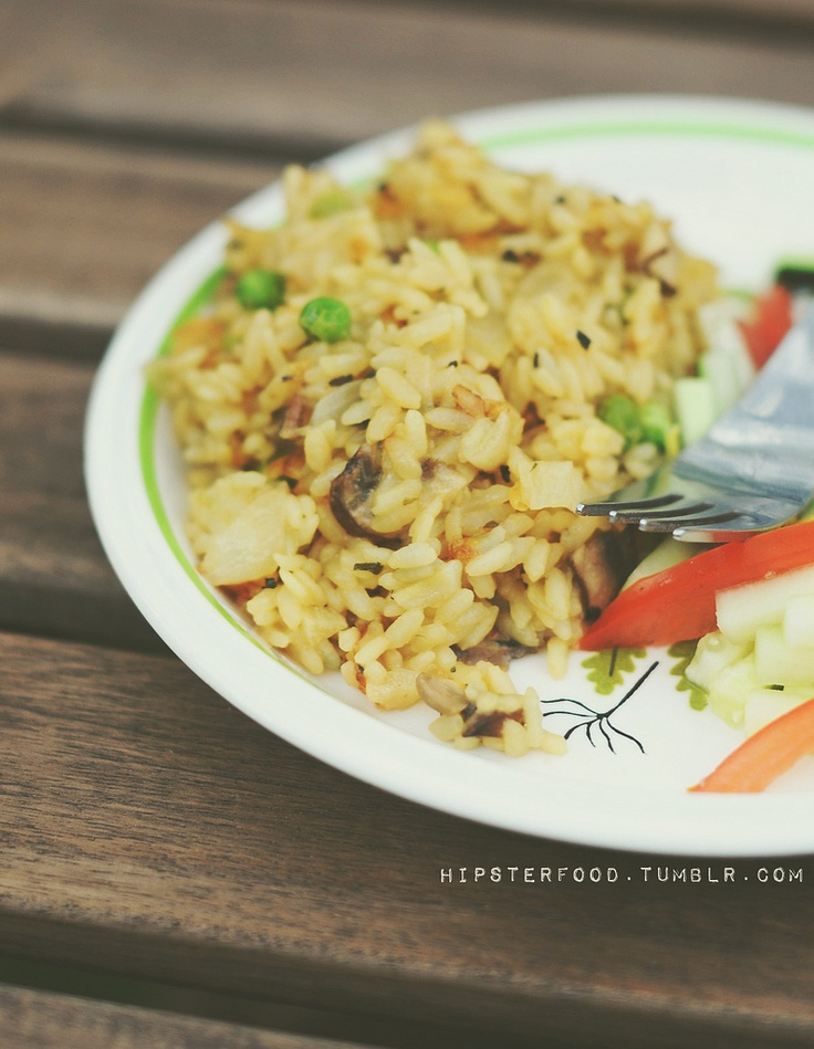 Simple Veggie Risotto | Food - Vegetarian | Pinterest