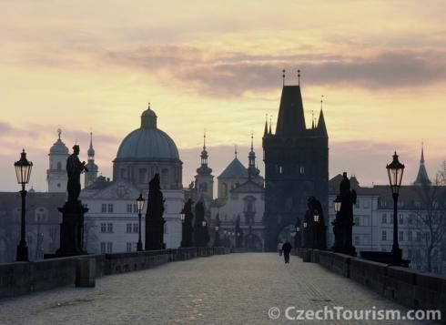 Prague is for me the essence of mystery, history and tradition - My father was born here, I was baptised and married 35 years later in this wonderful town and had the pleasure of baptising my son here.