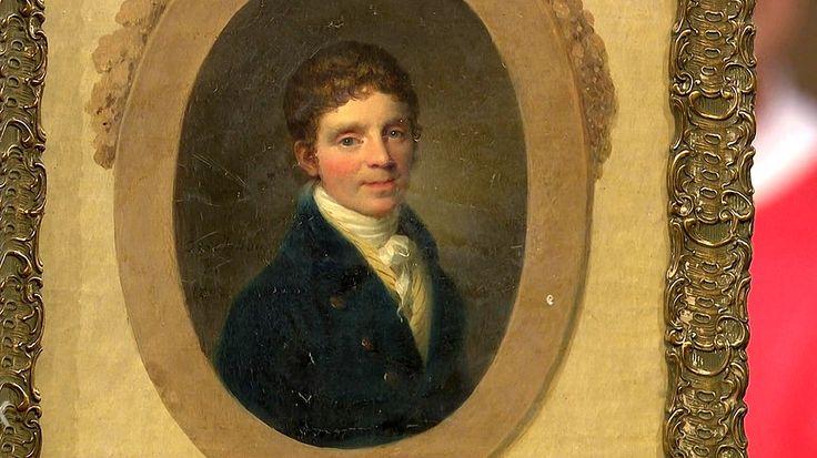 Wer um 1800 in Leipzig auf sich hielt, der ließ sich, wie dieser 37-jährige Leipziger Bankier Gottfried Winckler, von Johann Friedrich Tischbein mit einer Frisur à la Titus portraitieren. Geschätzter Wert: 5.000 bis 7.000 Euro