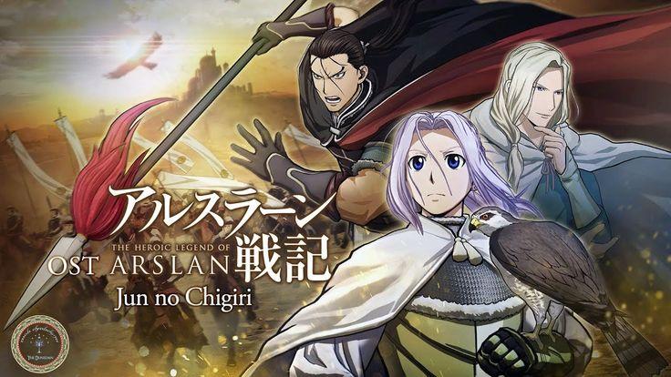 The Heroic Legend of Arslan [Arslan Senki][S1 OST] Jun no Chigiri [1080p...