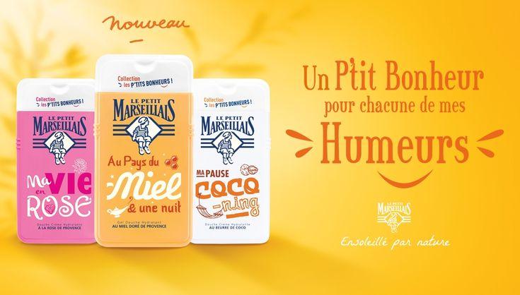 Le Petit Marseillaise bath products ... great smelling souvenir!