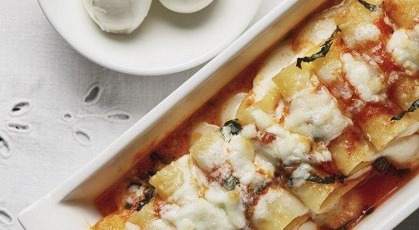 Wie houdt er nou niet van pasta al forno, pasta uit de oven? Zeker met dit recept, uit het nieuwe ko...