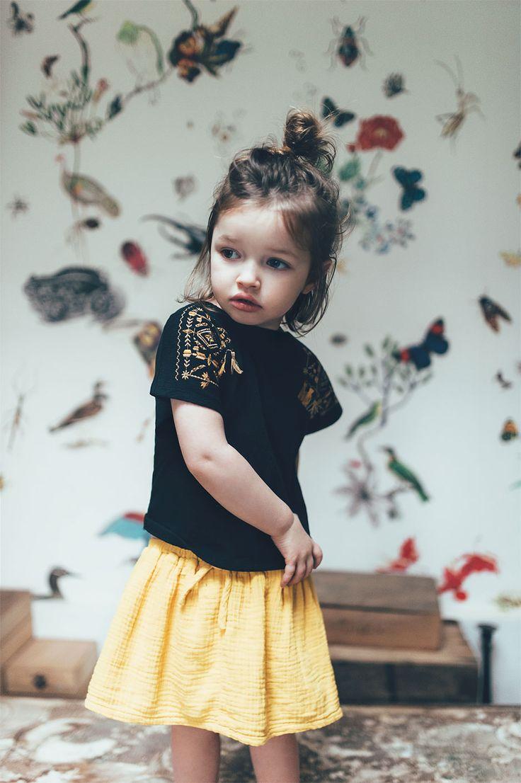 Zara baby hair accessories - Baby Girl Artisan Capsule Editorials Zara Sweden