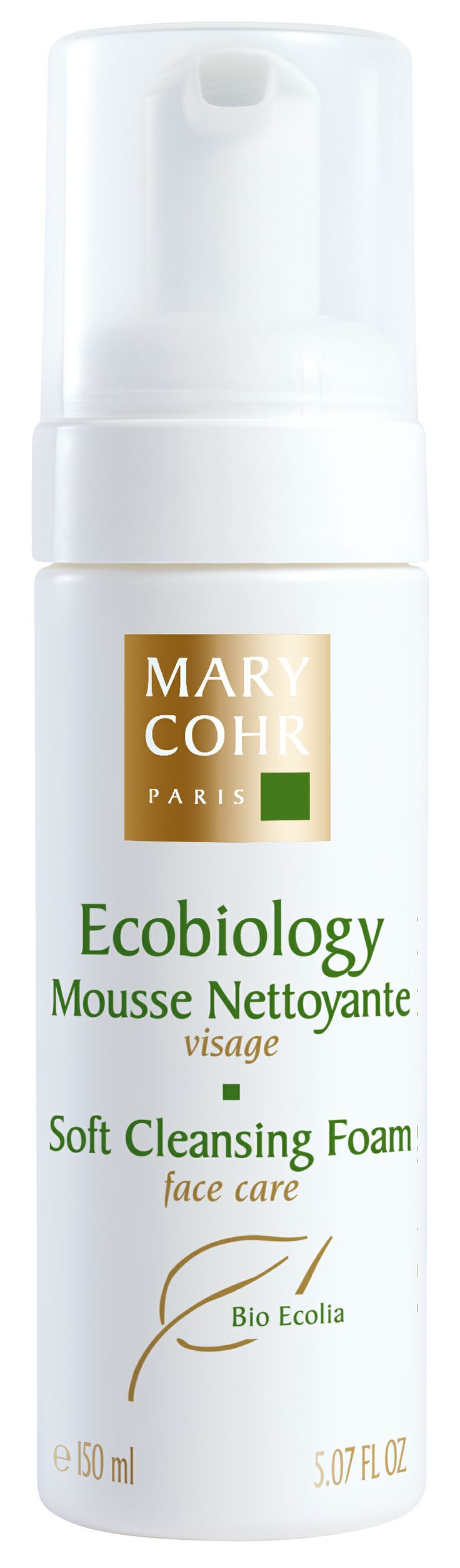 MOUSSE ECOBIOLOGY (150ml) #marycohr