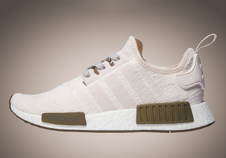 The adidas NMD Chalk and Olive will release exclusively at Champs Sports along with a new adidas EQT ADV on August 3rd. More: